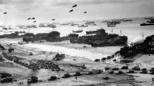 Normandy Invasion WW II