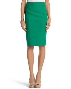 LOVE THIS!!!  White House   Black Market Perfect Form Kelly Pencil Skirt #whbm