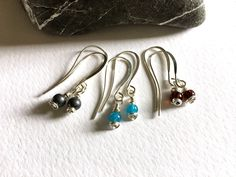 Sale! Mini minimalist detailed handmade wire-wrapped earrings. https://img0.etsystatic.com/126/0/8965783/il_fullxfull.943185170_h25i.jpg #etsymntt #jewelry #earrings