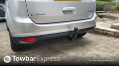 Ford C Max Fixed Swan Neck Towbar Www Towbarexpress