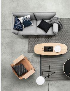 [interior design] #design // #interior // #livingroom // #midcentury