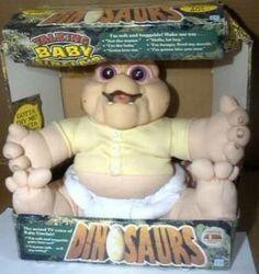 """3 – Baby, de """"A Família Dinossauro"""""""