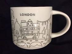 Starbucks Mug Collection - need