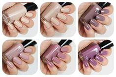 Makeup Withdrawal: Zoya 2014 Transitional Collection: Naturel