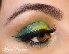 Make-up world soccer cup Brazil 2014, Coupe du monde 2014 Brésil maquillage