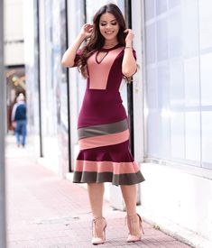 Plus size outfits Dress Outfits, Casual Dresses, Short Dresses, Summer Dresses, Elegant Outfit, Classy Dress, Girl Fashion, Fashion Outfits, Womens Fashion