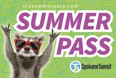 From 6/15-9/15 students age 6-18 can pick up free STA Summer Passes at the library! Library Events, Youth Age, County Library, Summer Activities, Students, Free