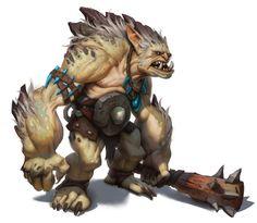 Drogbar from World of Warcraft: Legion