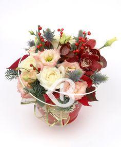 Seară fermecată Floral Wreath, Wreaths, Vintage, Christmas, Ideas, Home Decor, Xmas, Floral Crown, Decoration Home