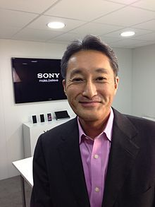 Kazuo Hirai, Sony President - Mobile World Congress 2013 in Barcelona.jpg