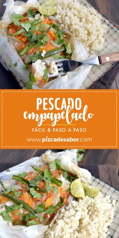 Fish Recipes, Seafood Recipes, Mexican Food Recipes, Clean Eating, Healthy Eating, Healthy Recepies, Peruvian Recipes, Herbalife Nutrition, Fish Dishes