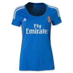 Real Madrid 13 14 Women s Away Soccer Jersey Messi c09b405e16