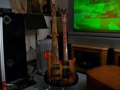 "Brubaker Custom ""BIG BOY"" bass. Need I say anything?"