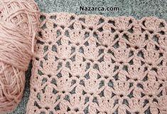Blouse Tutorial, Diy Tutorial, Baby Knitting Patterns, Crochet Patterns, Crochet Clothes, Crochet Vests, Crochet Blocks, Crochet Videos, Crochet Designs