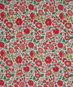 NEW SEASON! Liberty Art Fabric D'Anjo A Tana Lawn | Classic Tana Lawn by Liberty Art Fabrics | Liberty.co.uk