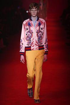 Gucci | Menswear - Autumn 2016 | Look 17