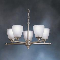 Kichler Ansonia Indoor 5 Light Chandelier