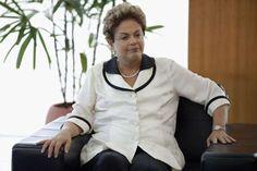 Presidente Dilma Rousseff em cerimônia no Palácio do Planalto