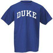 Duke Blue Devils Shirt - Duke T-Shirts - Duke University T-Shirt - Blue Devils Football Tee Shirts - Go Duke!