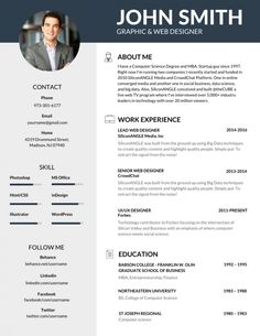image result for best resume templates - Top Ten Resume Formats