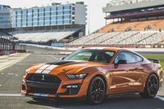 2020 Mustang Shelby GT500. Ford will provide complimentary driving   instruction for owners at Ford Performance Racing School's new operation   at Charlotte Motor  Speedway in Concord, North Carolina, USA.