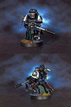 Raven Guard Veteran