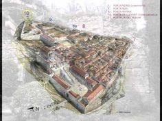 Reconstrucción de Gerunda (Girona)
