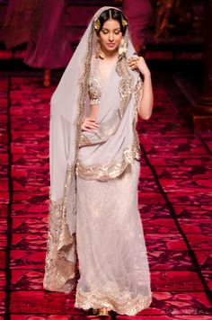 Suneet Varma, The Golden Bracelet, India Bridal Fashion Week 2013