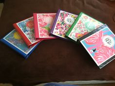 Just printed these lily pulitzer binder cover deco and they look soo cute