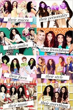 WE ALL LOVE LITTLE MIX. They're are more than perfect!!! ❤️❤️ xoxo Bella