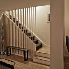 when a handrail won't do....
