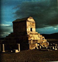 Iran - Korosh-tomb