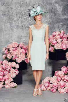 2016 Chiffon Mother of the Bride Dresses Free Bolero 3/4 Sleeve Evening Gown New | eBay
