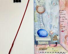 Down the Rabbit Hole Rabbit Hole, Globe, My Arts, Journal, Speech Balloon, Journal Entries, Journals