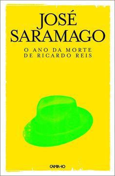 """""""O Ano da Morte de Ricardo Reis"""" - José Saramago  Já ando para ler este livro desde o ano passado. Não passa deste Verão!xD"""