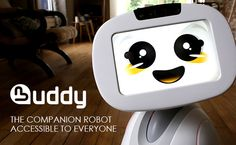 BUDDY : Your Familys Companion Robot | Indiegogo