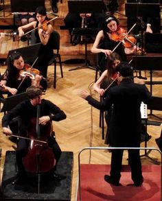 Andrei Ionita, a 19-year-old cellist from Romania, won the Aram Khachaturian Competition in Yerevan, Armenia