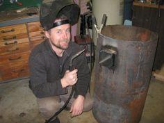rocket stove assembly 3