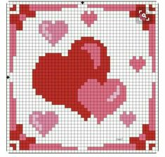 Thrilling Designing Your Own Cross Stitch Embroidery Patterns Ideas. Exhilarating Designing Your Own Cross Stitch Embroidery Patterns Ideas. Cross Stitching, Cross Stitch Embroidery, Hand Embroidery, Cross Stitch Designs, Cross Stitch Patterns, Cross Stitch Heart, Tapestry Crochet, Knitting Charts, Crochet Chart
