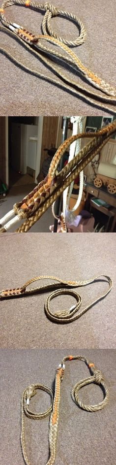Rodeo and Roping Equipment 114226: Mutton Bustin Calf Riding Rope -> BUY IT NOW ONLY: $50 on eBay!