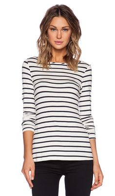 Shop for amour vert Francoise Tee in Ivory & Navy Stripe at REVOLVE. Free 2-3 day shipping and returns, 30 day price match guarantee.