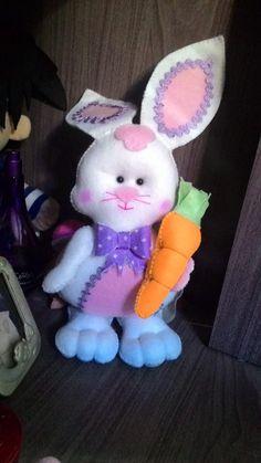 Little Bunny / Easter / Coelho de feltro / Páscoa / Felt /Handmade  DreamsOfADreamer