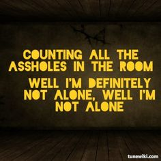 VOLBEAT- still counting.... for my baby john