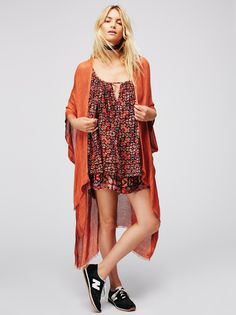 Kimonos & Ponchos | Free People. View the whole collection, share styles with FP Me, and read & post reviews.