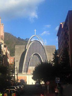 Capilla del Liceo de La Salle en Chapinero, Bogotá
