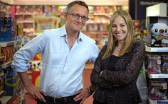 Dr Michael Mosley and Professor Alice Roberts explore if your brain is male or female in a Horizon documentary