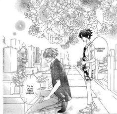 Haruhi And Tamaki Wedding Anime