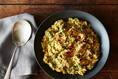 Spicy and Sweet Potato Colcannon with Pancetta, a recipe on Food52