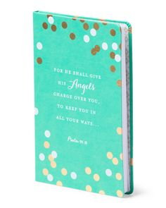 Angels And Confetti Journal
