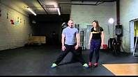 CrossFit Yoga Routines - CrossFit ECF Yoga/Mobility warmup routine